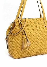 Tamaris - Handbag - yellow - 4