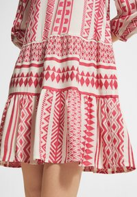 comma casual identity - Day dress - white embroidery - 4