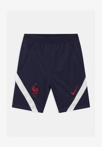 Nike Performance - FRANKREICH UNISEX - Short de sport - blackened blue/white/university red - 0
