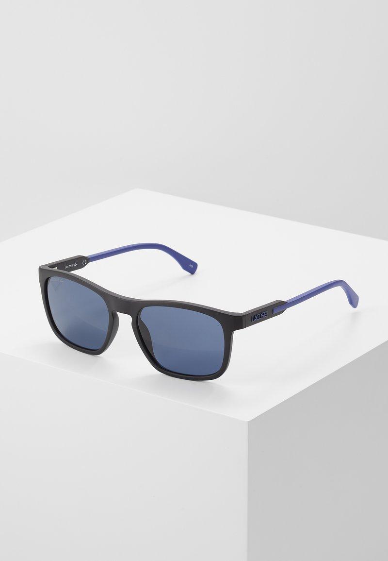 Lacoste - Solglasögon - black/blue