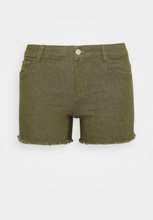 ONLSUN  - Denim shorts - kalamata