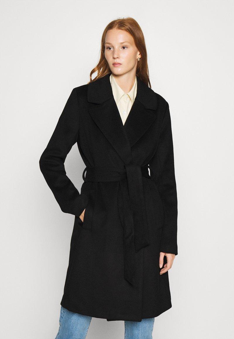 mbyM - TANNI - Classic coat - black
