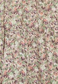ONLY - ONLKENDALL SKIRT - A-line skirt - pumice stone/green - 4