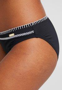 Sunseeker - PANTS SUNSEEKER DAINTY - Bikini bottoms - black - 4