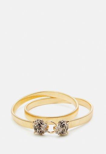 ELIEBAEN - Waist belt - gold-coloured
