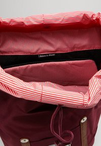 Herschel - RETREAT  - Mochila - bordeaux/marron - 7