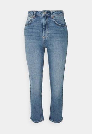NEELA - Straight leg jeans - indigoblue