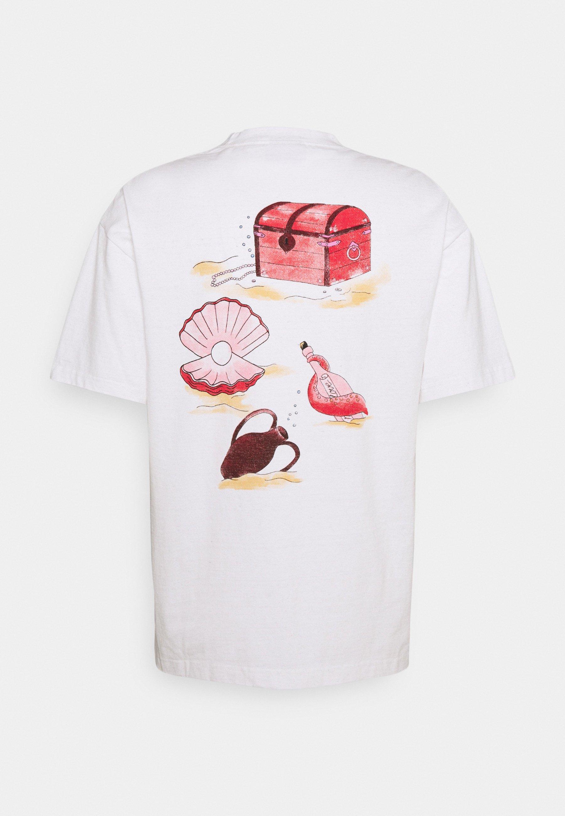 Men WATERCOLOUR ARTWORK - Print T-shirt
