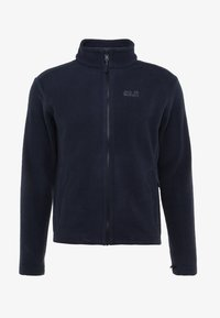 Jack Wolfskin - MOONRISE JACKET MEN - Fleece jacket - night blue - 4