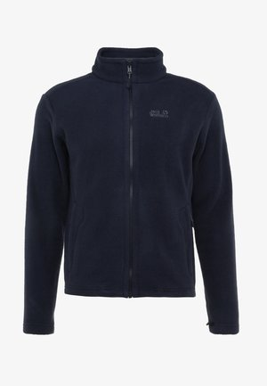 MOONRISE JACKET MEN - Fleece jacket - night blue