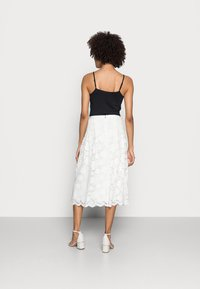 Esprit Collection - SKIRT - A-line skirt - off white - 2