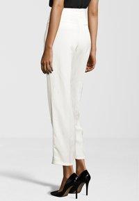 Cinque - HOSE CISOFIA - Trousers - offwhite - 1
