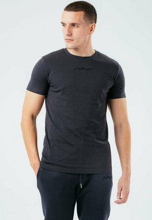 SCRIBBLE - T-shirt basic - grey