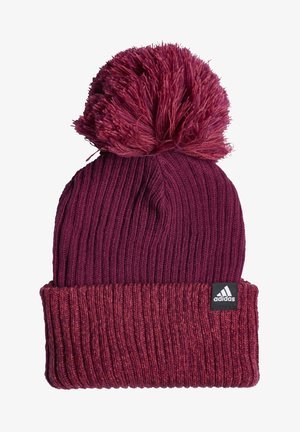 STRIPES BEANIE - Gorro - purple