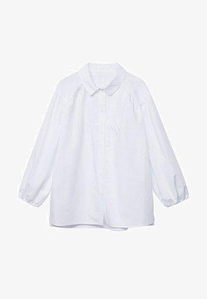 ASYMÉTRIQUE - Overhemd - blanc cassé