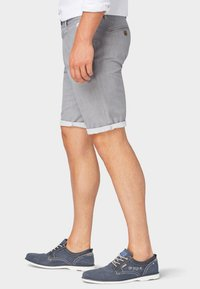 TOM TAILOR - Shorts - tornado grey - 3