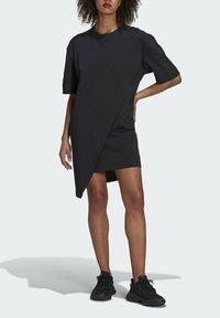 adidas Originals - Vestido informal - black - 3