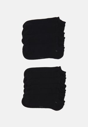 SNEAKER UNI BASIC 12 PACK - Strumpor - black