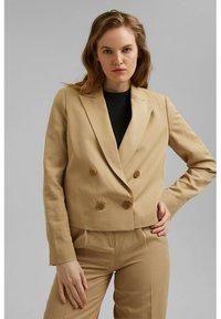 Esprit Collection - Blazer - beige - 0