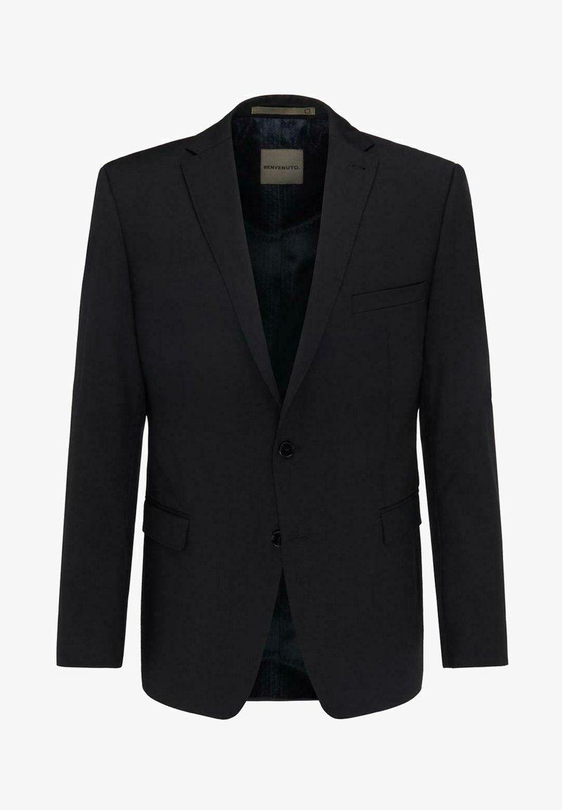 Benvenuto - Blazer jacket - schwarz