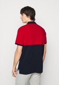 Polo Ralph Lauren - BASIC - Piké - red/multi - 2