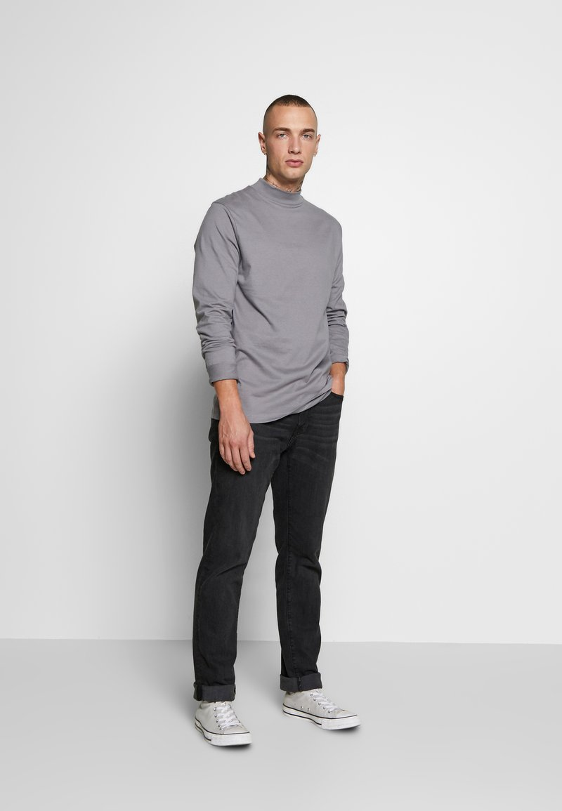 Topman - 2 PACK  - Top sdlouhým rukávem - grey