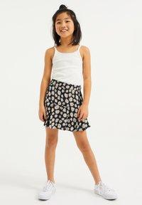 WE Fashion - SKORT - A-line skirt - all-over print - 0