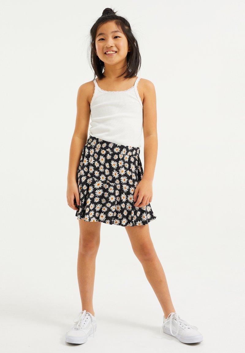 WE Fashion - SKORT - A-line skirt - all-over print