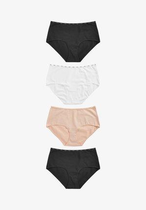 4 PACK - Slip - white