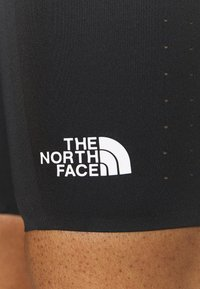 The North Face - WAIST PACK SHORT - Tights - black - 4