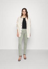 Mavi - ADRIANA - Jeans Skinny Fit - seagrass - 1