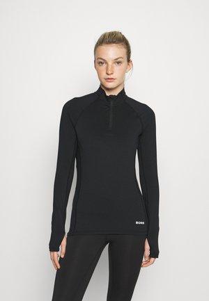 MIDLAYER - Treningsskjorter - black beauty