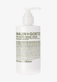 MALIN+GOETZ - DUSCHGEL & SEIFE LIME HAND + BODY WASH - Shower gel - - - 0
