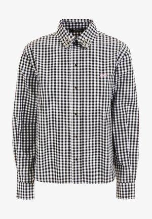 Overhemdblouse - mehrfarbig schwarz