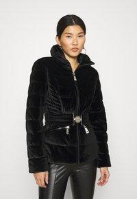 Guess - THEODORA JACKET - Winter jacket - jet black - 0