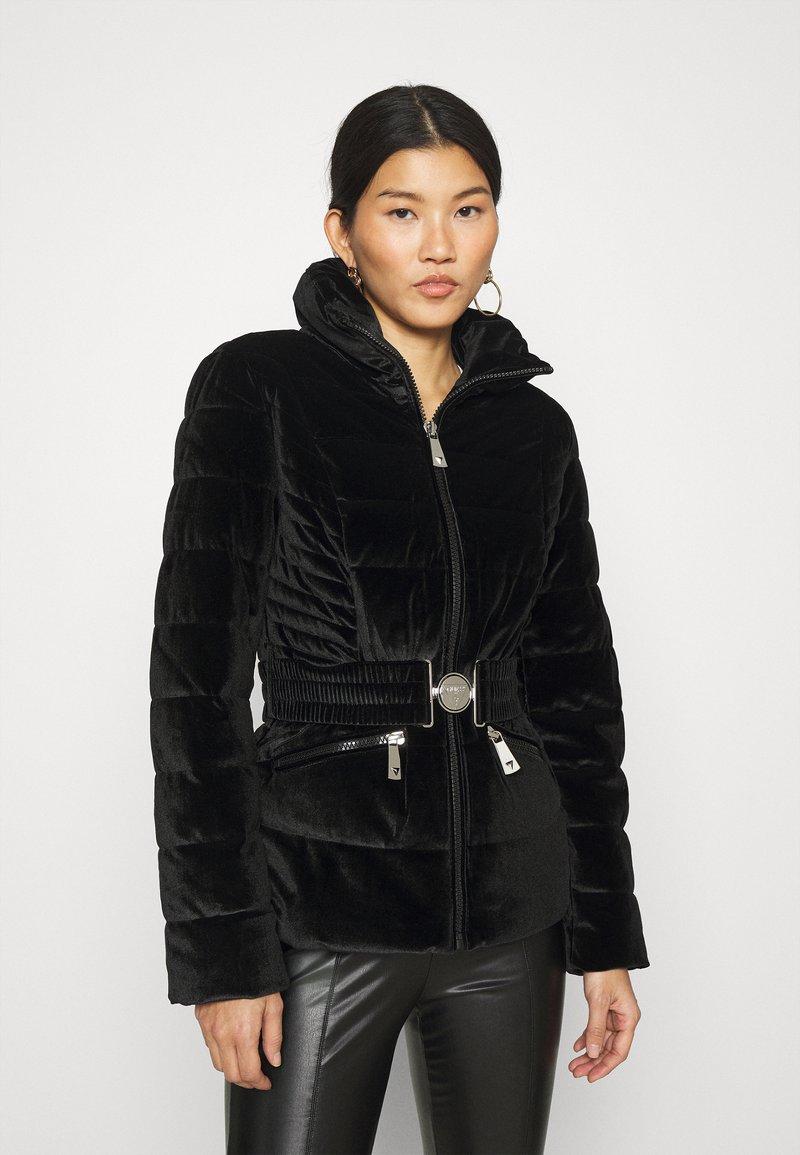 Guess - THEODORA JACKET - Winter jacket - jet black