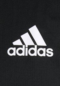 adidas Performance - DESIGN 2 MOVE 3-STRIPES AEROREADY PRIMEGREEN TRAINING WORKOUTSLEEVELESS T-SHIRT - Top - black - 7
