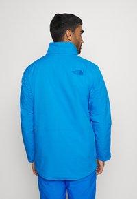 The North Face - CHAKAL JACKET - Ski jacket - clear lake blue - 3