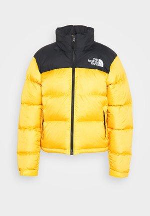 1996 RETRO NUPTSE JACKET - Down jacket -  yellow