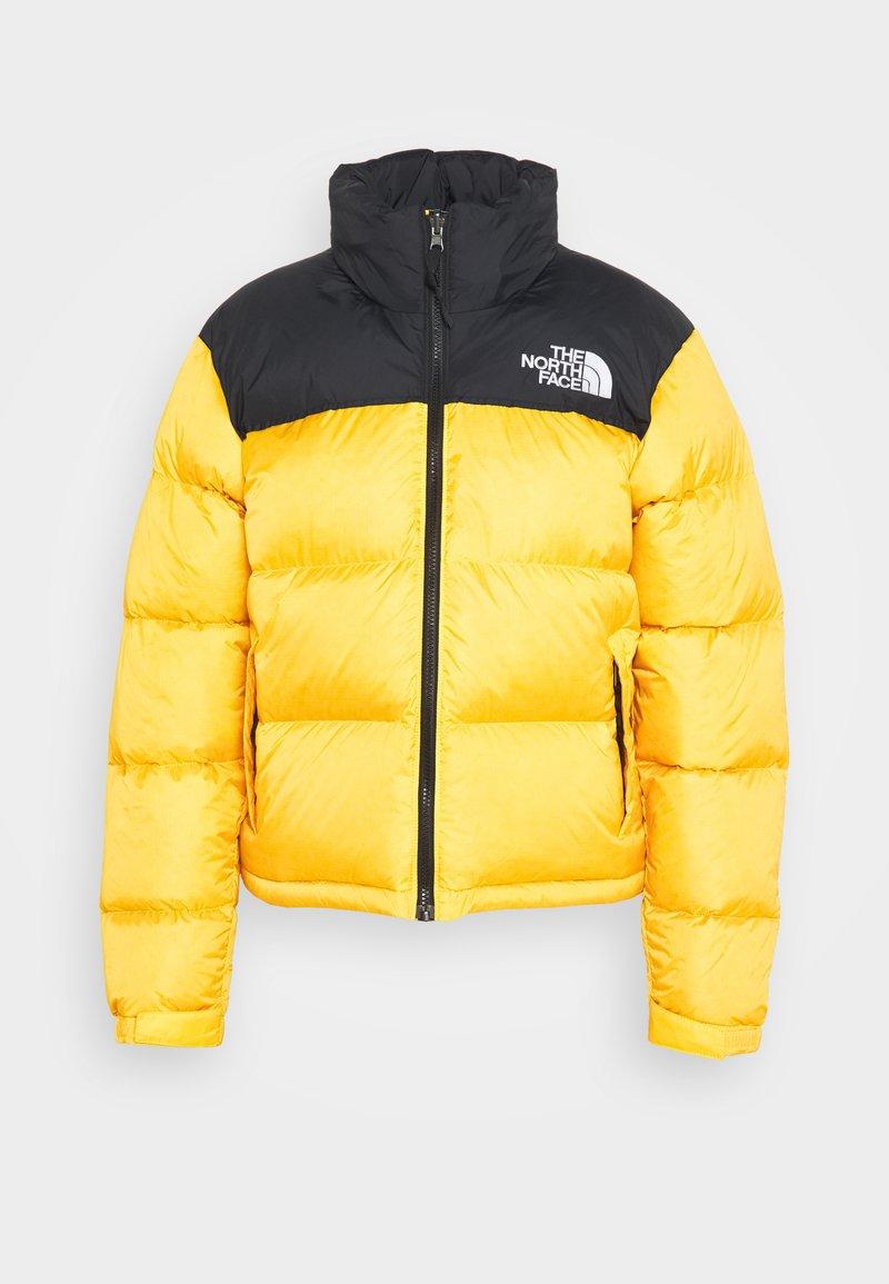 The North Face - 1996 RETRO NUPTSE JACKET - Down jacket -  yellow