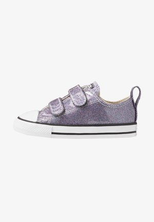 CHUCK TAYLOR ALL STAR GLITTER - Trainers - thunder/white/black