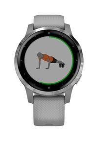 "Garmin - GARMIN GPS-MULTIFUNKTIONSUHR ""VIVOACTIVE 4 S"" - Smartwatch - grey - 6"