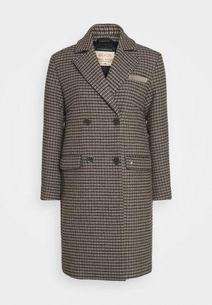 HELLA CHECK COAT - Classic coat - wet weather