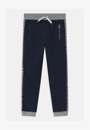 BOYS  - Tracksuit bottoms - navy blazer