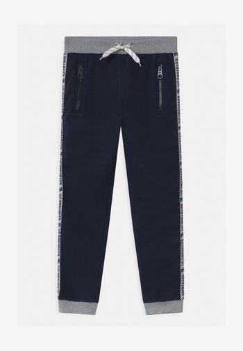 BOYS  - Tracksuit bottoms - navy blazer