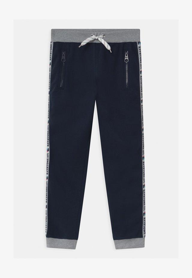 BOYS  - Pantalon de survêtement - navy blazer