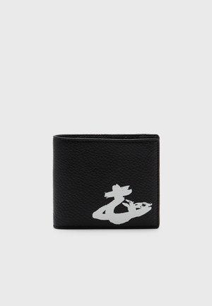 MELIH MAN BILLFOLD - Wallet - black/white
