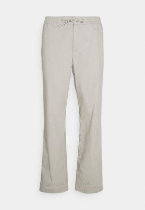 TRISTAN - Trousers - grey