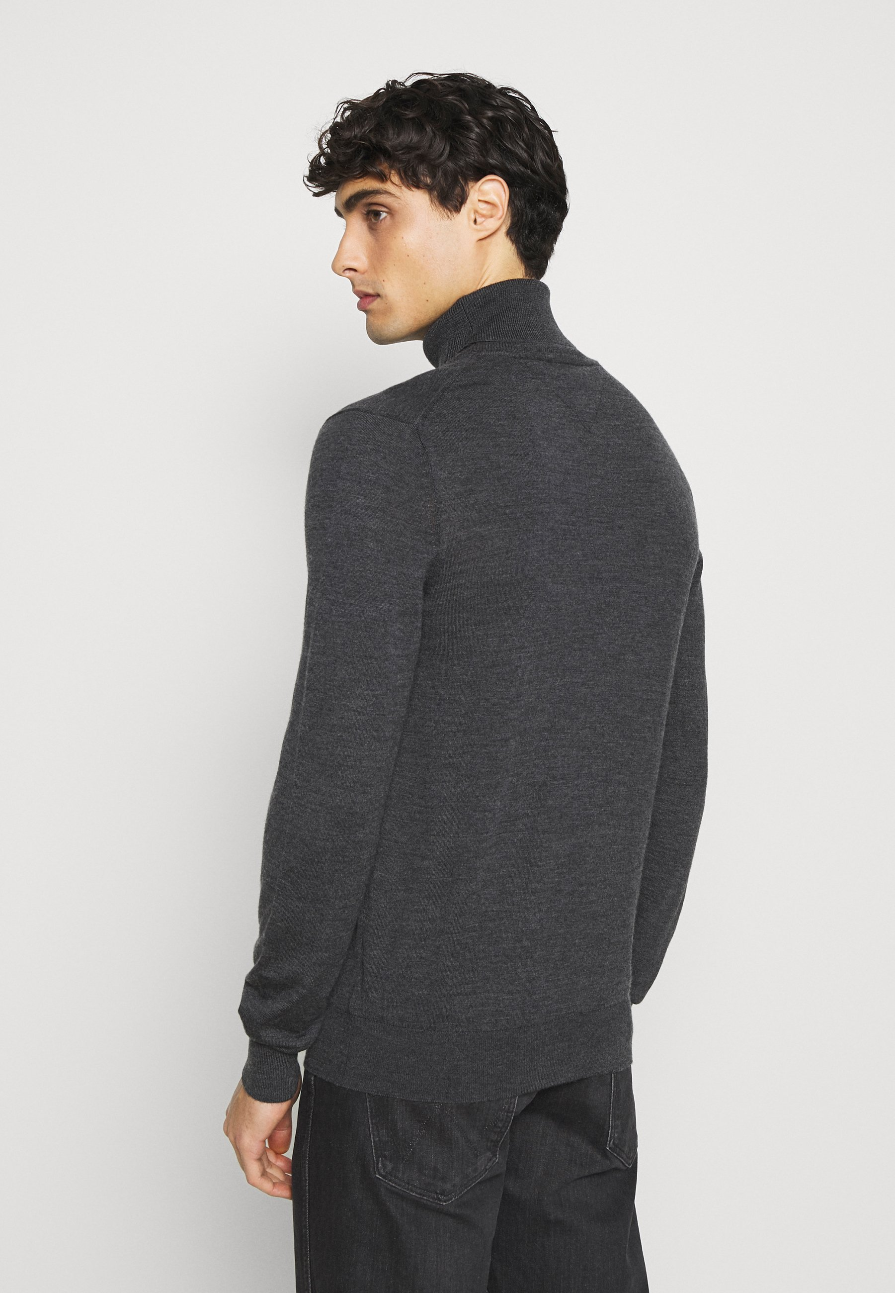 Homme FINE GAUGE LUXURY ROLL  - Pullover
