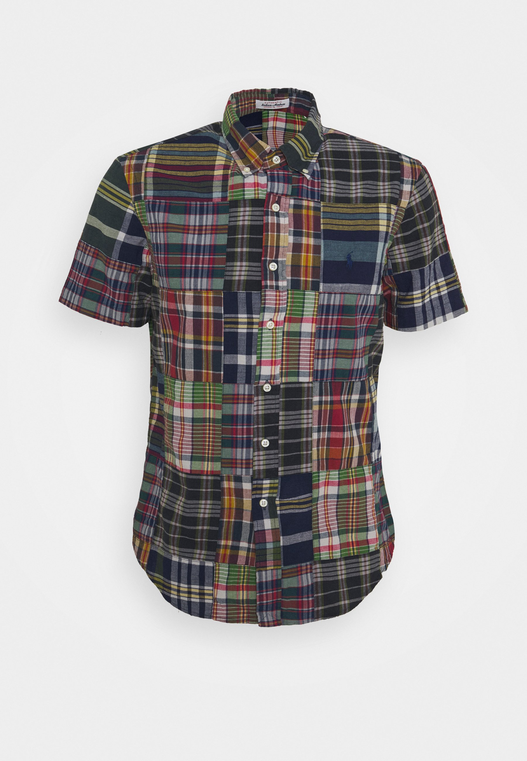 Homme PATCHWORK MADRAS - Chemise
